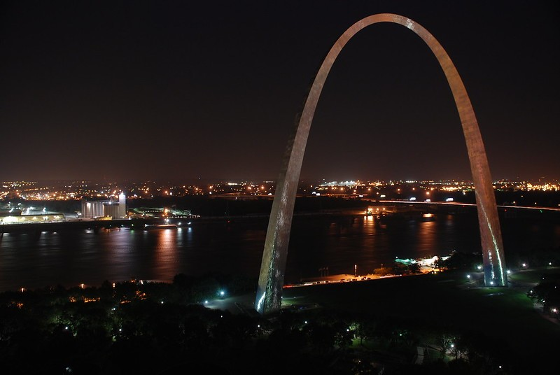 St. Louis is one big family when there is something to celebrate.