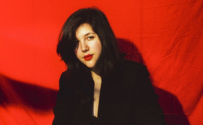 Lucy Dacus will perform at Delmar Hall on Monday, November 4. - VIA MATADOR RECORDS