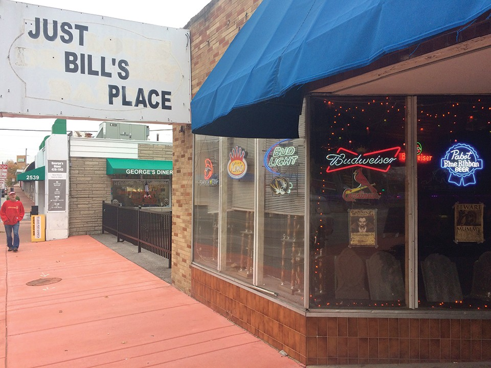 Just Bill's doesn't need your name or phone number to sell you cheap drinks. - DANIEL HILL