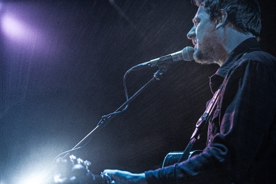 Sturgill Simpson will perform at the Chaifetz Arena on Saturday, March 21. - MIKE BROOKS