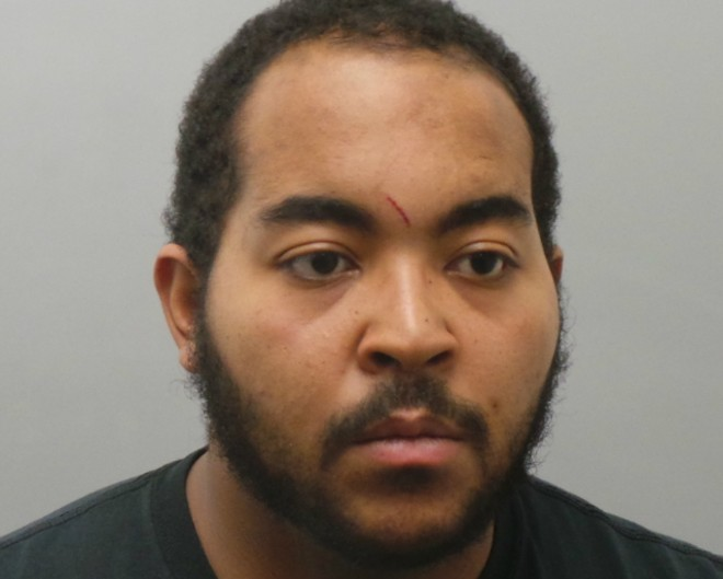 Eric Moore was charged with murder. - ST. LOUIS COUNTY POLICE