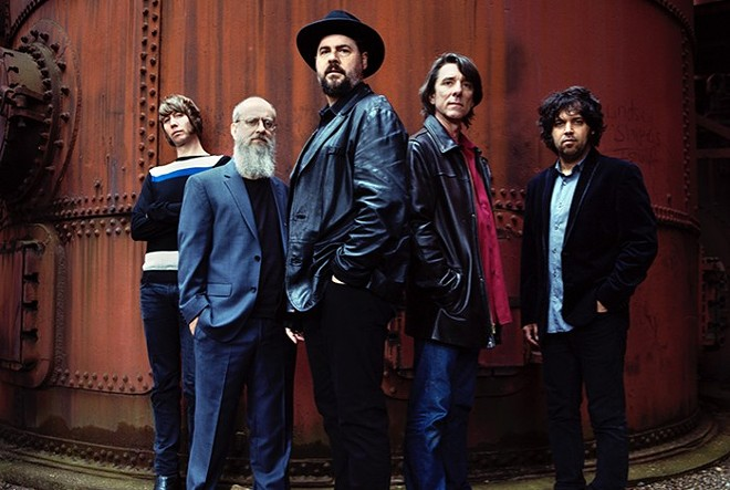 Drive-By Truckers will perform at the Pageant on Friday, April 24. - VIA HIGH ROAD TOURING