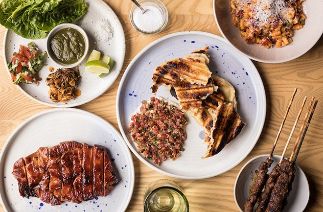 Elmwood is a stunning debut from two restaurant industry pros. - MABEL SUEN