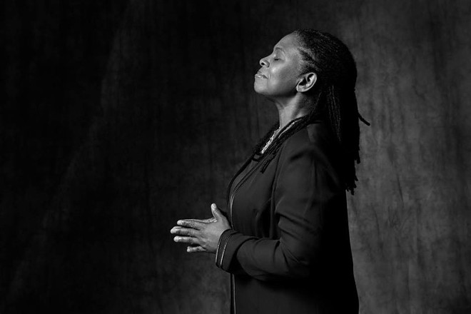 Ruthie Foster will perform at the Sheldon Concert Hall on Friday, January 17. - JEFF FASANO