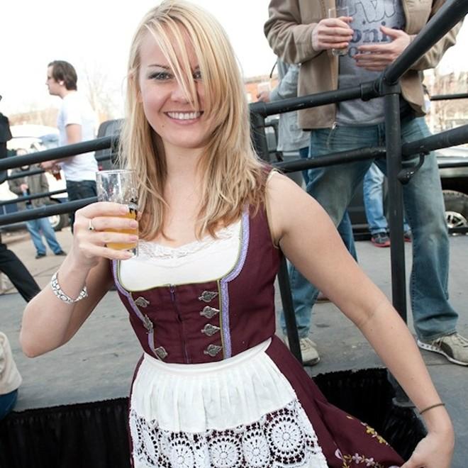 Urban Chestnut's Wolpertinger festival returns on Sunday. - JON GITCHOFF