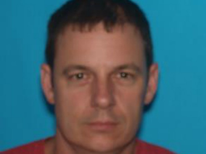 James Kempf is wanted for murder, assault and armed criminal action. - COURTESY ST. LOUIS COUNTY POLICE