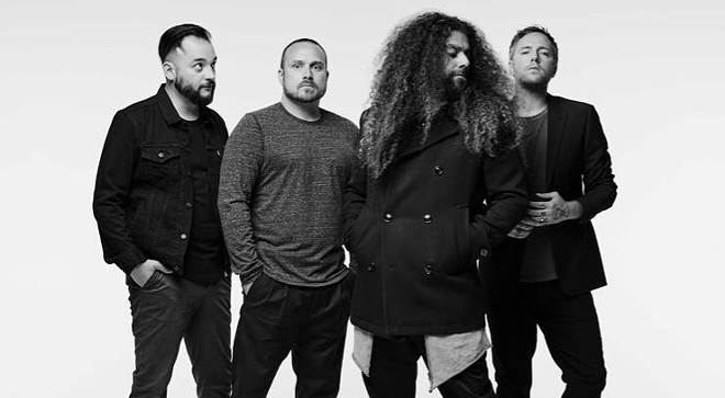 Coheed and Cambria will perform at the Pageant on Tuesday, September 1. - VIA WILLIAM MORRIS AGENCY