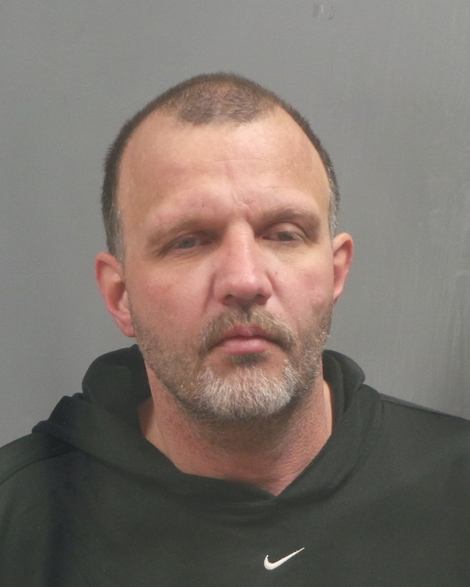 Damon Wayne Jackson faces burglary and stealing charges. - COURTESY JEFFERSON COUNTY SHERIFF