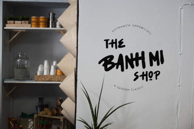 Another peek inside the Bánh Mì Shop. - TRENTON ALMGREN-DAVIS