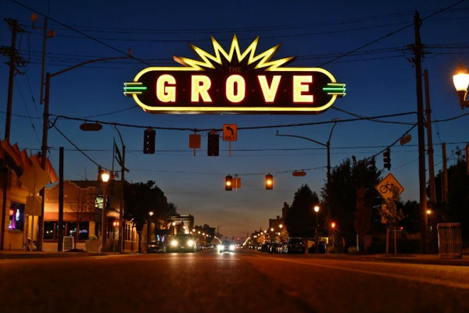 Good for The Grove is stepping up to help workers. - COURTESY OF ED ALLER
