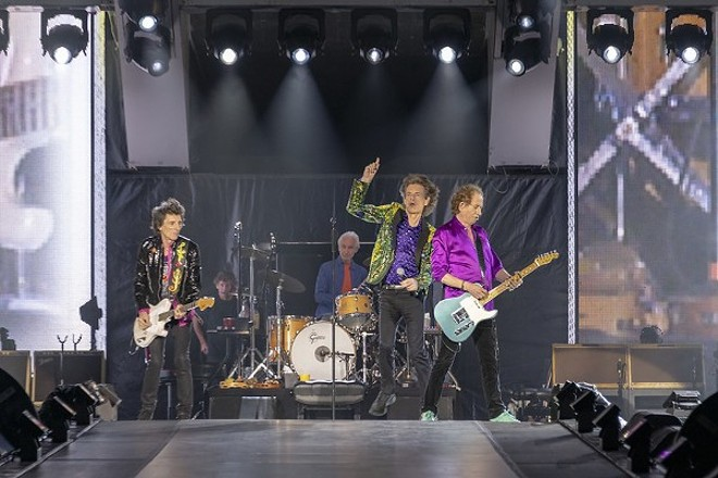 The Rolling Stones' concert set for June 27 is just one of the many big-ticket shows that was affected by coronavirus lockdowns. - VIA NASA JET PROPULSION LABORATORY/FLICKR