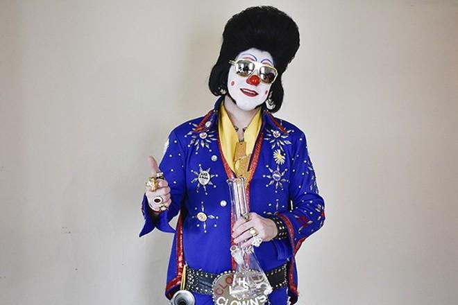 The King of Clowns - JAIME LEES