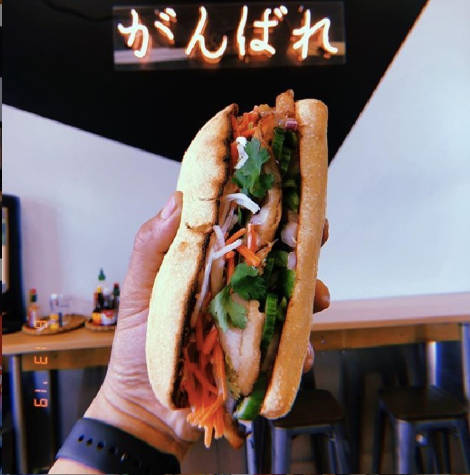Zenwich, serving sandwiches, ramen and more, opened on June 1st in the Central West End. - COURTESY OF CHAI PLOENTHAM