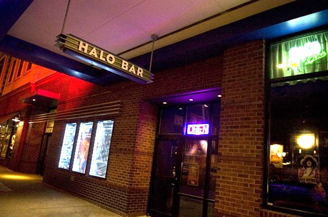 The Halo bar will once again open for business this week. - RFT STAFF