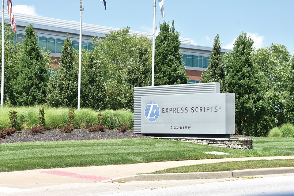 St. Louis-based Express Scripts is the exclusive distributor for Acthar. - DOYLE MURPHY