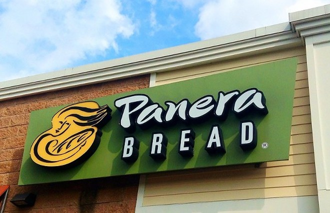 Thanks, Panera. - MIKE MOZART / FLICKR