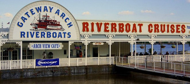 Riverboat dining cruises are returning on Saturday. - TRACY HUNTER/FLICKR
