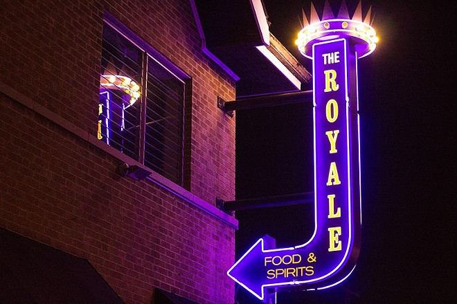 The Royale is one of multiple St. Louis bars that has announced a temporary closure due to COVID-19. - RFT STAFF