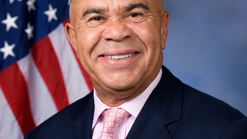 U.S. Rep. William Lacy Clay won ten consecutive terms in Congress. - OFFICIAL PORTRAIT