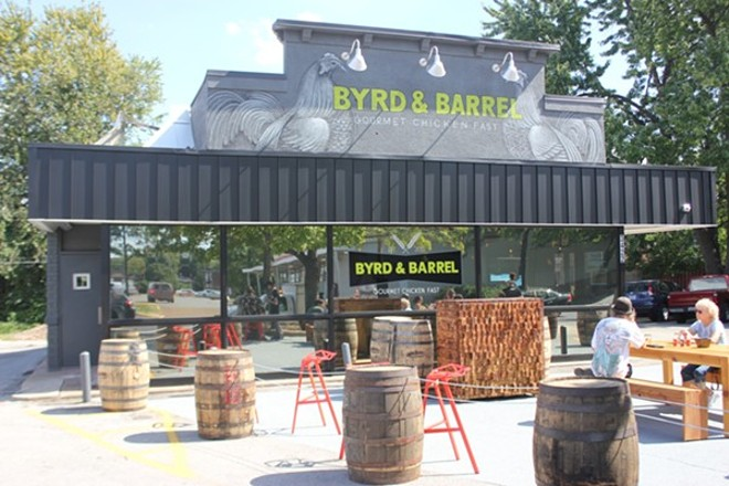 Byrd & Barrell and the Tenderloing Room, are closing their doors, says owner Bob Brazell. - CHERYL BAEHR