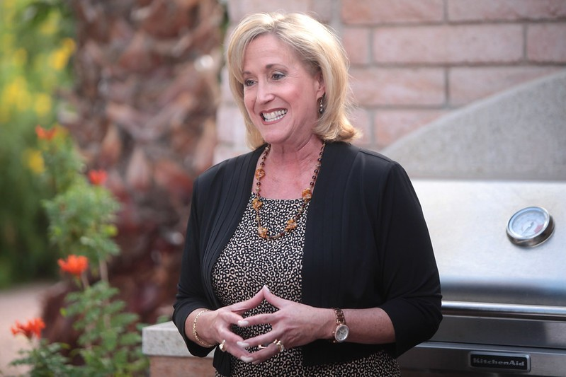 U.S. Congresswoman Ann Wagner.