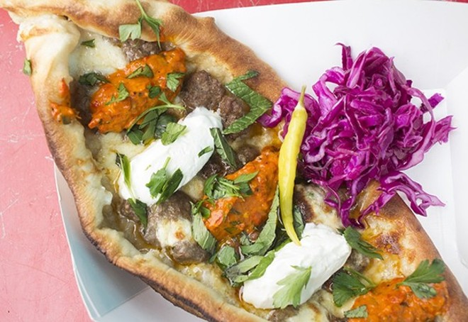 Balkan Treat Box and Indo were named two of the best new restaurants in America in Esquire's annual roundup. - MABEL SUEN
