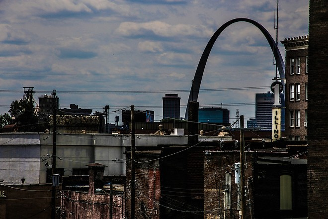 Bad news, St. Louis. - PAUL SABLEMAN / FLICKR