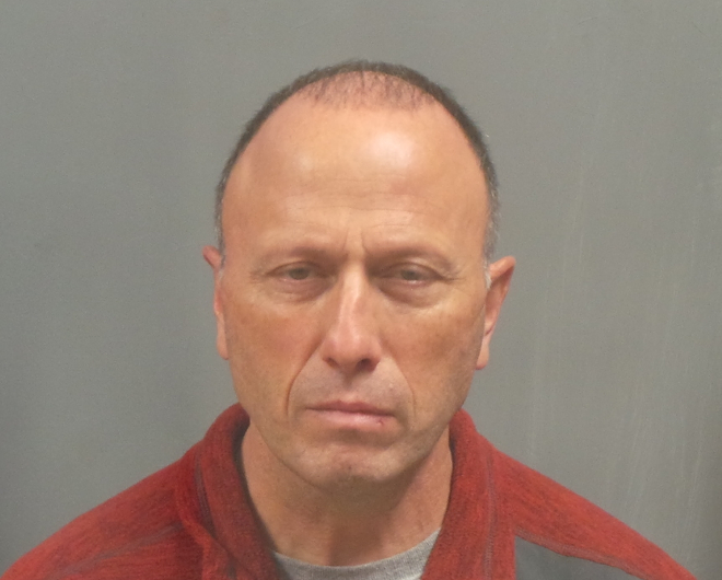Former STL officer James Daly was arrested this week on charges of beating a handcuffed man. - JEFFERSON COUNTY SHERIFF