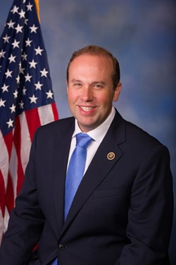Rep. Jason Smith. - OFFICIAL PORTRAIT