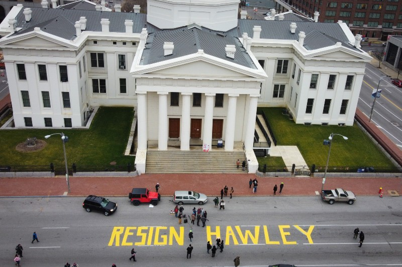 Resign, Hawley. - PROVIDED