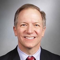 Senator Bob Onder. - OFFICIAL PORTRAIT