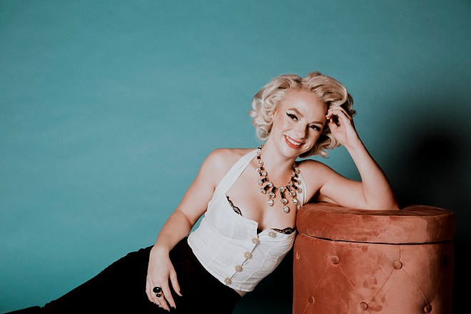 Samantha Fish is just one of the artists scheduled to perform. - VIA ROUNDER RECORDS