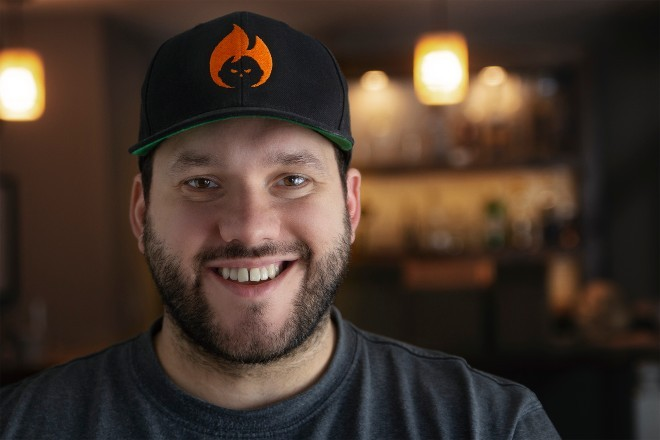 Joel Anderson has turned his pepper passion into a new hot sauce business. - JOEL ANDERSON