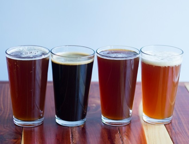 The St. Louis beer scene is up for national honors, courtesy of USA Today. - MABEL SUEN