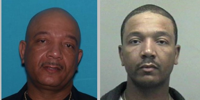 Ephriam Granderson, shown in 2017 and 2002, faces twelve counts in a sex abuse case. - COURTESY ST. LOUIS COUNTY PROSECUTING ATTORNEY