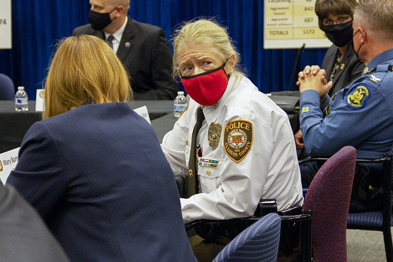 Police Chief Mary Barton was the wrong pick for St. Louis County.