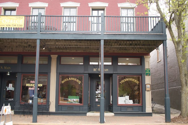 The new Mr. Meowski's is in the heart of St. Charles' Main Street historic district. - CHERYL BAEHR