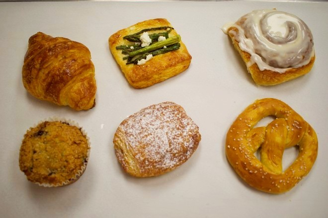 Mr. Meowski's is now open in St. Charles, serving naturally fermented sourdough bread and pastries. - CHERYL BAEHR