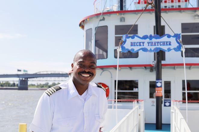 Gateway Arch Riverboats are ready to go, but will they find enough people to work? - THE GATEWAY ARCH RIVERBOATS