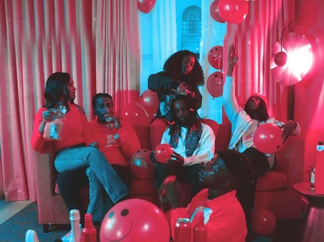 The Big Gang Theory is the debut full-length effort from St. Louis' 4Deep. - KEATON JONES