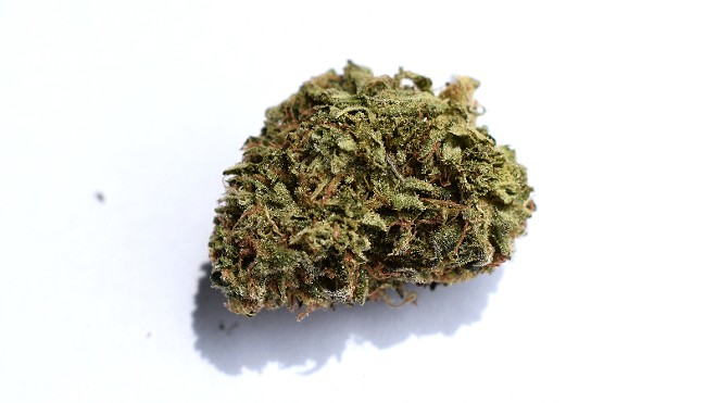 """Proper Cannabis' """"Alien Rock Candy"""" is the brand's calling card — and with good reason. - TOMMY CHIMS"""