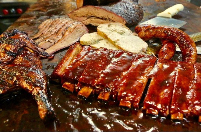 A Fine Swine BBQ is back serving its famous 'cue, this time as a food truck. - COMPLIMENTS OF A FINE SWINE BBQ