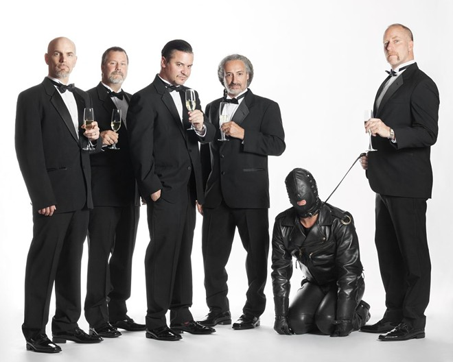 Faith No More's September 16 show with Fucked Up is one of only three that the bands are set to play together. - VIA SPEAKEASY PR