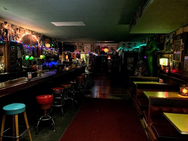 You can see this bar for last time during July. - DOYLE MURPHY