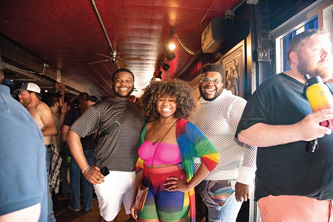 The closure of JJ's Clubhouse is the end of another queer space in St. Louis. - ERIN MCAFEE