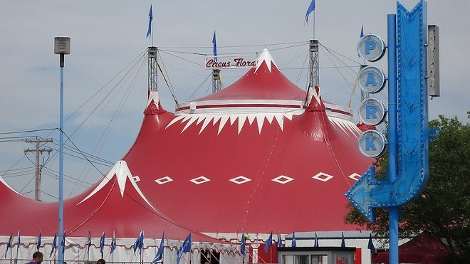 """Circus Flora returns for its 35th year with """"The Trial of The Century."""" - PAUL SABLEMAN / FLICKR"""