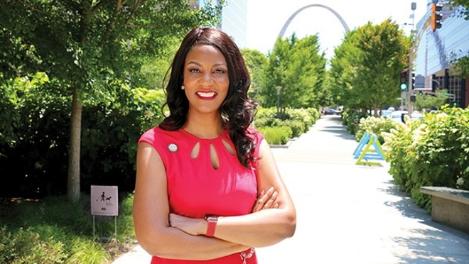 Mayor Tishaura Jones' direct relief proposal is headed to the Board of Aldermen for approval. - COURTESY TISHAURA JONES