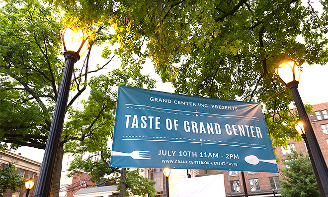 The Taste Of Grand Center kicks off this weekend with food, music and art. - COURTESY OF ROUTE 3 FILMS