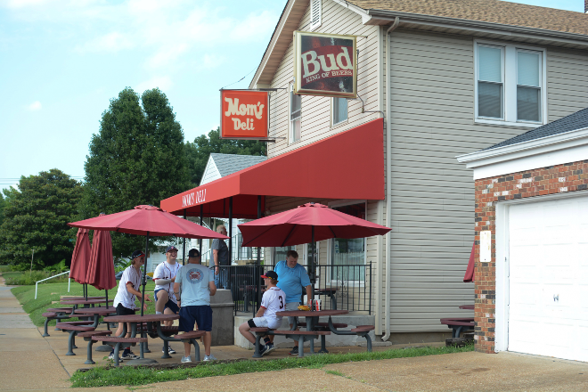 Mom's Deli has been a mainstay of the St. Louis deli scene since 1977. - ANDY PAULISSEN