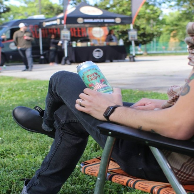 Schlafly Beer's Pints in the Park will run through September. - COURTESY OF SCHLAFLY BEER